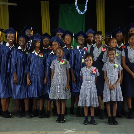 Jamaica Christian School for the Deaf Graduation