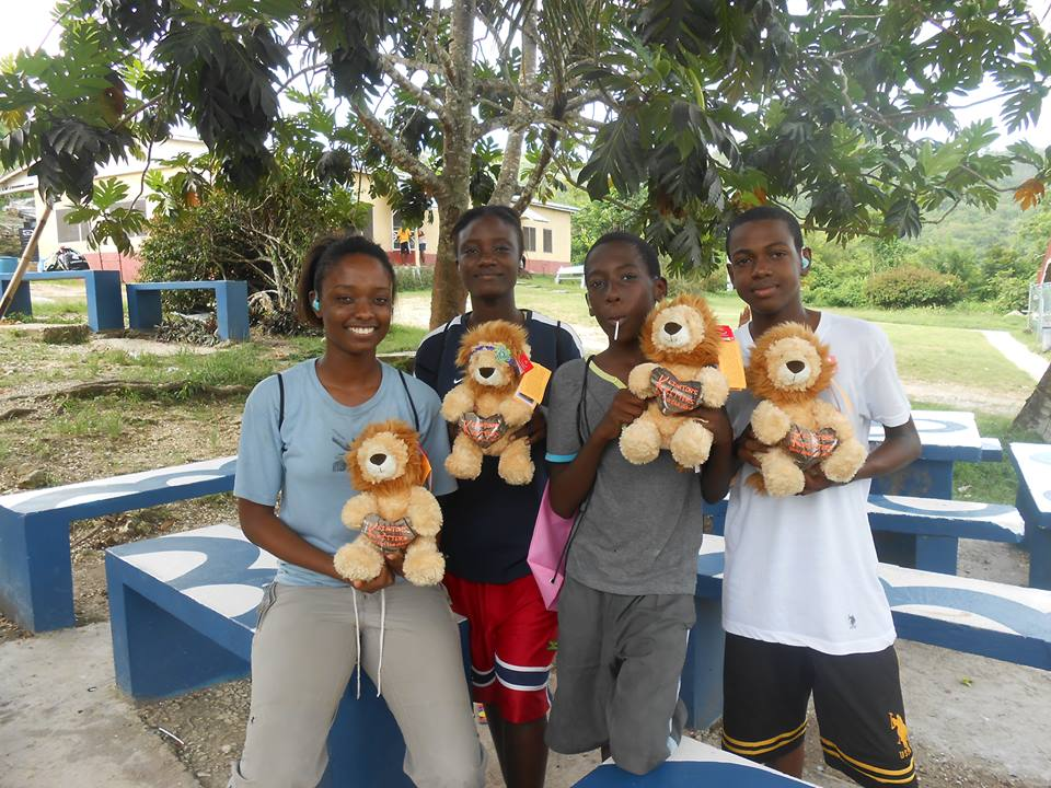 Jamaica Christian School for the Deaf Lions